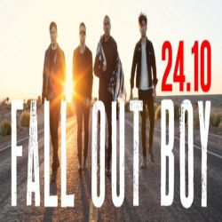 Концерт Fall Out Boy